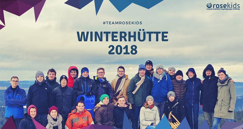 So war's: Winterhütte 2018