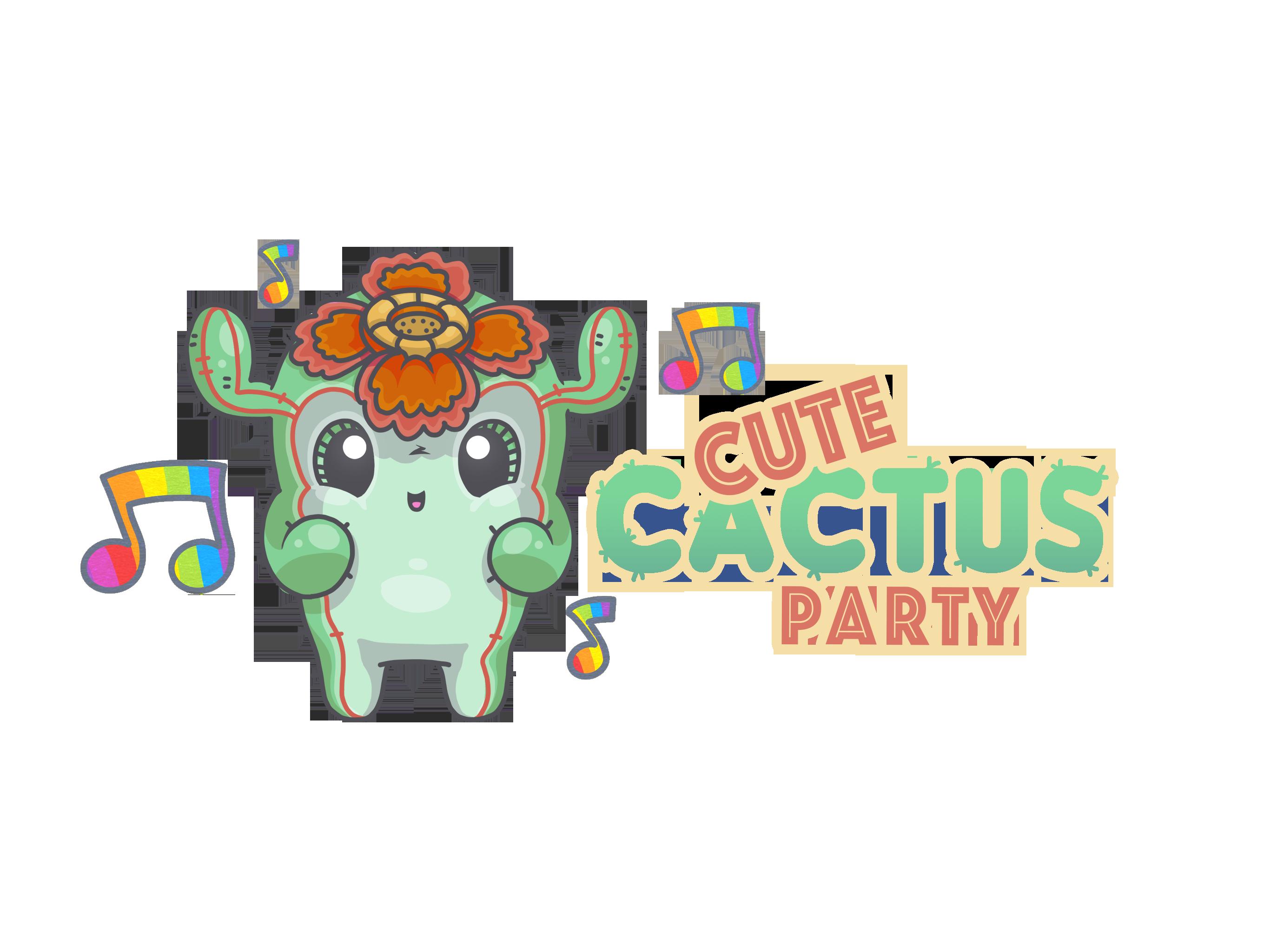 Samstag, 06.07.2019: CuteCactus Party No. 2